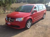2012 Dodge Grand Caravan Mini-van, Passenger 4DR WGN
