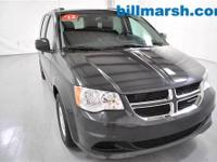 Grand Caravan SXT, Dark Charcoal Pearlcoat, DVD