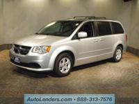 This CERTIFIED preowned 2012 DODGE GRAND CARAVAN comes
