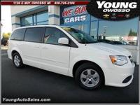 2012 Dodge Grand Caravan Mini-van, Passenger SXT Our