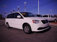 Grand Caravan SXT, 4D Passenger Van, and 6-Speed