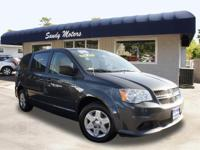 The 2012 Dodge Grand Caravan offers attractive pricing