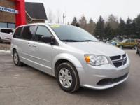 This 2012 Dodge Grand Caravan is a real winner with
