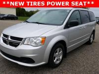 Options:  2012 Dodge Grand Caravan Se/Avp|Silver|**All