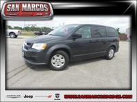 Options:  2012 Dodge Grand Caravan Se|Dark Charcoal/|V6