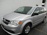 Options:  2012 Dodge Grand Caravan 4D Wagon