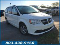 New Price! Clean CARFAX. 2012 Dodge Grand Caravan SXT
