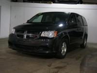 Exterior Color: black, Body: Mini-Van, Engine: V6