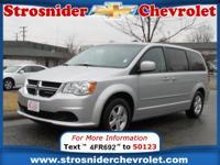 Exterior Color: silver, Body: Minivan, Engine: 3.6L V6