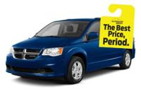 If you've been looking for the right Grand Caravan then