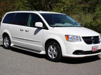Stone White Clearcoat 2012 Dodge Grand Caravan SXT FWD