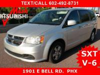JUST ARRIVED ** GRAND CARAVAN SXT ** STOW & GO 2ND AND