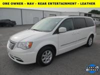 Exterior Color: stone white clearcoat, Body: Mini-Van,