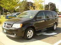 This 2012 Dodge Grand Caravan Crew is offered to you