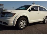 The Dodge Journey is designed to move people rather