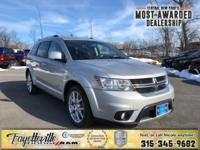 We just took in this clean 2012 AWD Dodge Journey. This