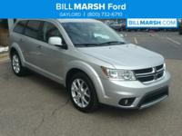 2012 Dodge Journey Crew AWD Clean CARFAX. Protected by