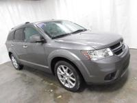 2012 Dodge Journey Crew in Gray... Don't let the