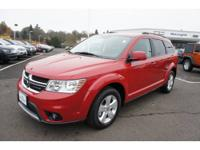 Don't let this 2012 Dodge Journey SXT get away! This
