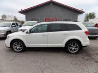 Options:  2012 Dodge Journey Heated Leather Seats!
