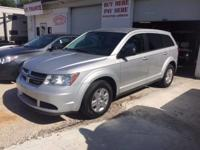Options:  2012 Dodge Journey Se 4Dr Suv|Silver|Nice Suv