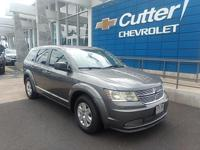 2012 Dodge Journey AVP Storm Gray FWD 4-Speed Automatic