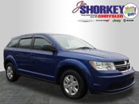 2012 Dodge Journey SE New Price! CARFAX One-Owner.