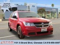 This outstanding example of a 2012 Dodge Journey