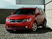 Recent Arrival! 2012 Dodge Journey 4D Sport Utility SE