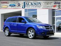 ONLY 69,636 Miles! EPA 24 MPG Hwy/16 MPG City! Blue