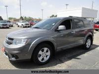 Come see this 2012 Dodge Journey SXT. Its Automatic
