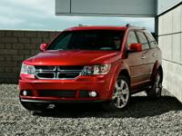 2012 Dodge Journey Clean CARFAX.Call or stop by at West