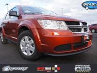 Journey SE, 4D Sport Utility, 2.4L I4 DOHC 16V VVT,