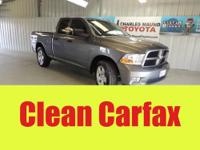 CLEAN CARFAX and NEW TIRES! Your lucky day! Move