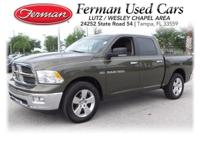 (813) 321-4487 ext.117 This 2012 Ram 1500 Lone Star is