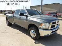 THIS DODGE RAM 3500 DUALLY LOOKS AND DRIVES NEAR NEW.