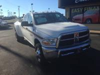 2012 Dodge Ram 3500 Quad Cab 4WD Dually - 6.7L Cummins