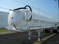 2012 Dragon Tank Trailer 2012 Dragon Vacuum Tank