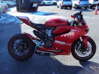 Motorcycles Sport 194 PSN. 2012 Ducati 1199 Panigale