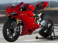 2012 Ducati 1199 Panigale, perfect condition. With only