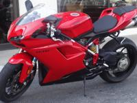2012 DUCATI 848 EVO SPORT BIKE. FENDER ELIMINATOR KIT.