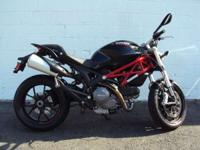 2012 Ducati MONSTER 796 ONE OWNER Motorcycles Naked