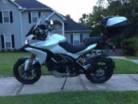 Make: Ducati Model: Other Mileage: 6,900 Mi Year: 2012
