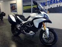 2012 DUCATI MULTISTRADA 1200S We here at On Track