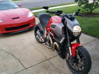 Make: Ducati Model: Other Mileage: 3,719 Mi Year: 2012