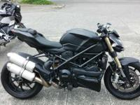 Motorcycles Standard/Naked. the new Streetfighter 848