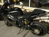 2012 Ducati Superbike 848 EVO LIKE NEW! MUST SEE!! 848