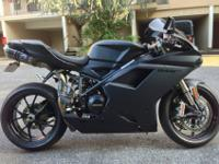 2012 Ducati 848 evo Loaded with just under 2,000 miles.