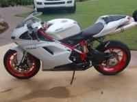Make: Ducati Model: Other Mileage: 9,381 Mi Year: 2012