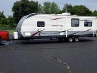 This is a real clean 2012 Dutchmen Aspen Trail 3125 RLS